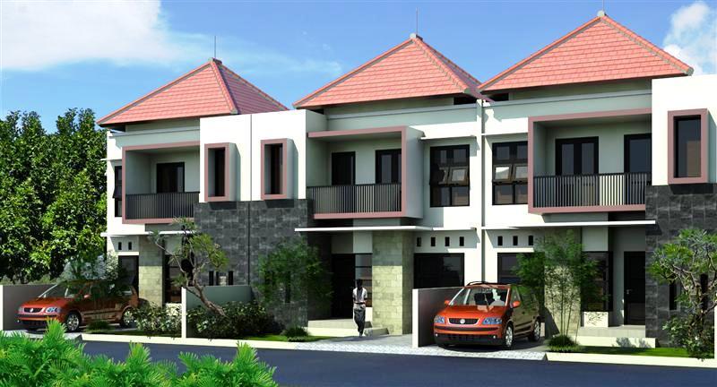 R1022 dijual Rumah Elite di Kawasan Exclusive Renon