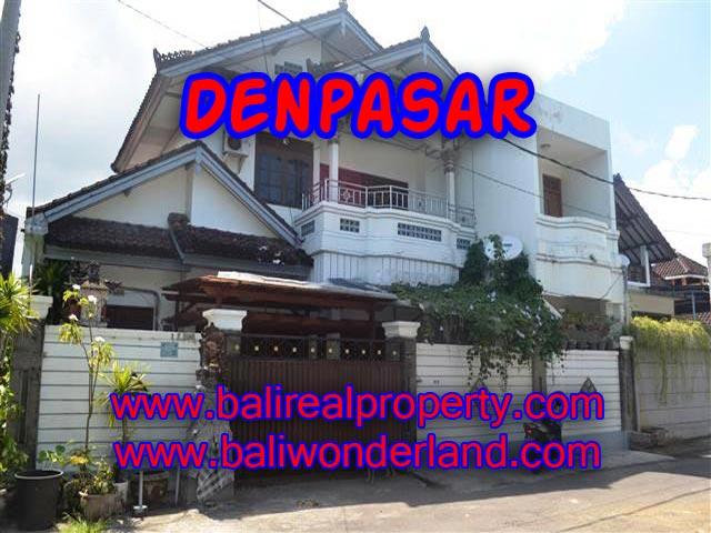 RJDP026 - Jual Rumah di Denpasar Bali