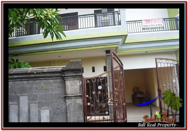 Dijual Rumah Lantai 2 Style Minimalis Modern Asri Siap Huni Status For Sale Lokasi Denpasar Luas Tanah 200 Bangunan 180