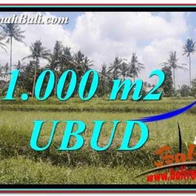 TJUB754 Tanah Murah di Ubud