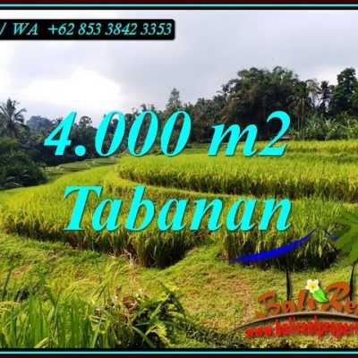 TJTB499A - Tanah Murah di Tabanan