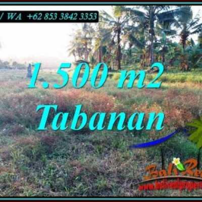 TJTB497 - Tanah Murah di Tabanan