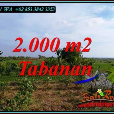TJTB492 - Tanah Murah di Tabanan
